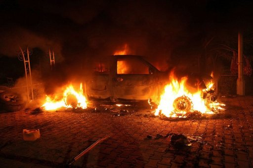 Libya Arrests 50 after US Envoy's Killing