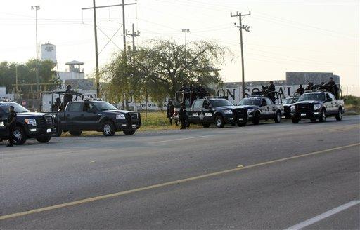 Mexico: 132 Inmates Escape from Border Prison