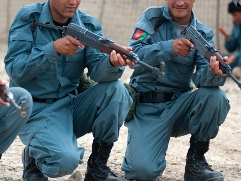 Three Afghan 'Green on Blue' Attacks Claim Eight Lives over Weekend