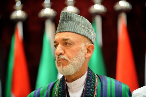 Karzai Won't Try to Stay in Office: Former US Envoy
