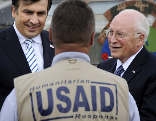 Russia Expels USAID for 'Influencing Politics'