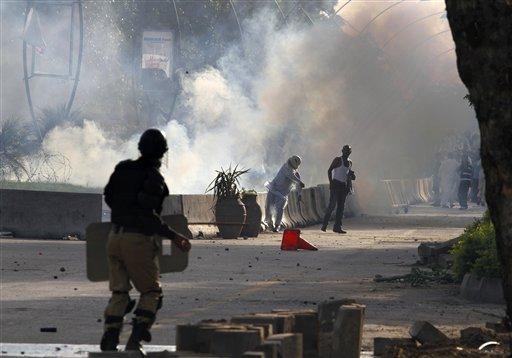 Pakistani Protests of Anti-Muslim Film Turn Deadly