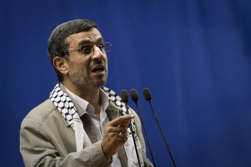 Ahmadinejad: Anti-Islam Film Was 'Israeli-Hatched Plot'