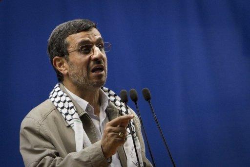 Ahmadinejad: Anti-Islam Film Was 'Israeli-Hatched Plot'