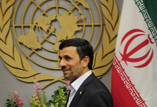 Iran's Ahmadinejad Heads to New York for UN Meet