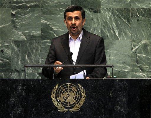 Iran Takes Aim at US, Israel at UN Meeting