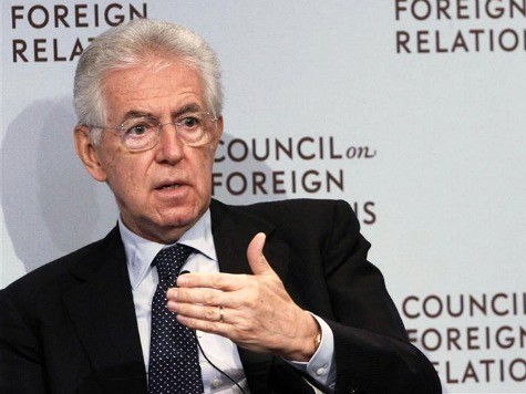 Italian Unions to Strike Against Monti Spending Cuts