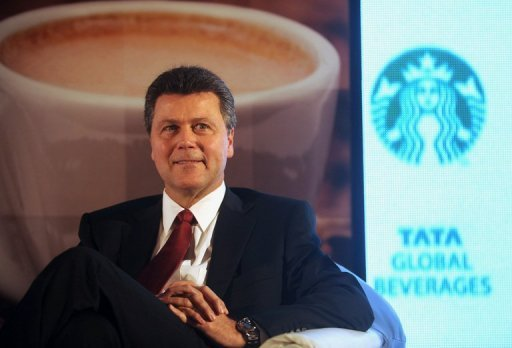 Starbucks to Open First Store in India Next Month