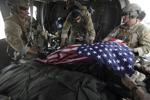 US Military Deaths in Afghanistan Hit 2,000