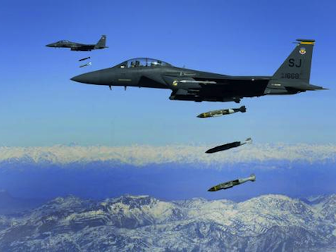 October Surprise: Obama Plans Major Airstrike on Libyan Targets