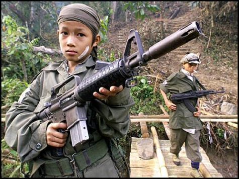 Obama, Child Soldiers: False/Real Choices