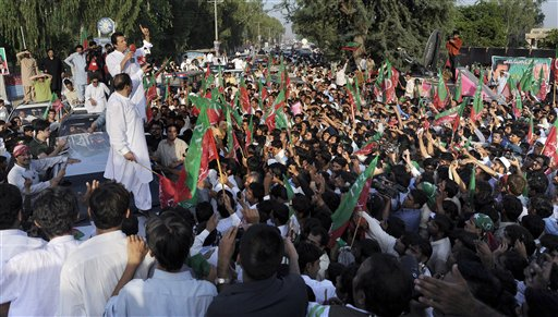 Pakistan Blocks Anti-US Protest in Tribal Region