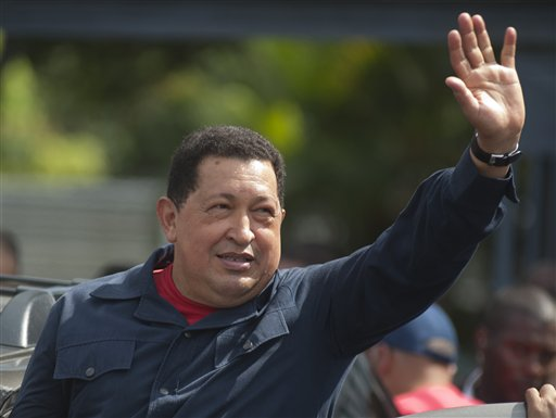 Chavez: Polling stations remain open in Venezuela