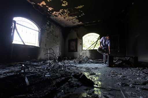 Report: CIA's Benghazi Annex a Detention, Interrogation Site