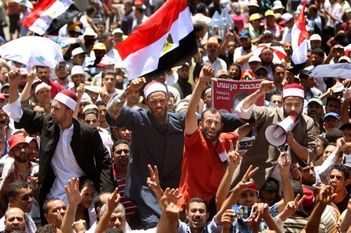 Egypt Brotherhood Urges Demonstrations After Acquittals