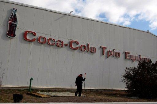 Coca Cola Hellenic Leaving Greece