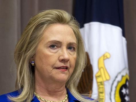 Hillary: I Take Responsibility, But…