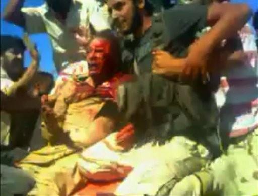 Group: Libya Militias 'Executed' Gadhafi Loyalists