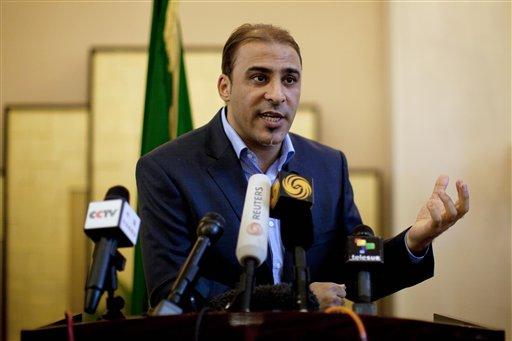 Gadhafi's Former Spokesman Arrested: Libya
