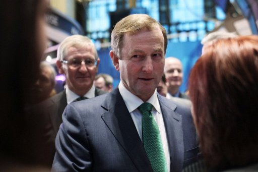 IMF Denies Austerity Holding Back Irish Growth