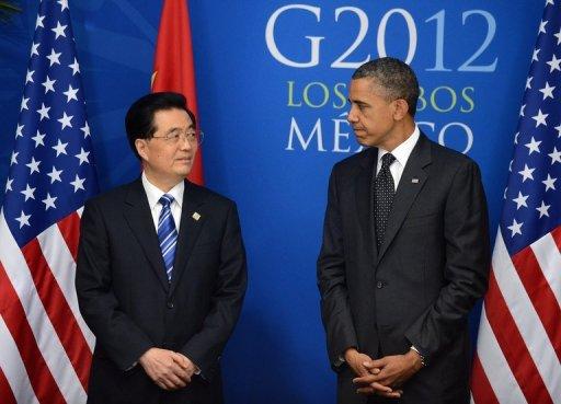 Why Obama Will Never Beat China