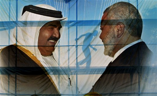 World View: Qatar Breaks Gaza Blockade