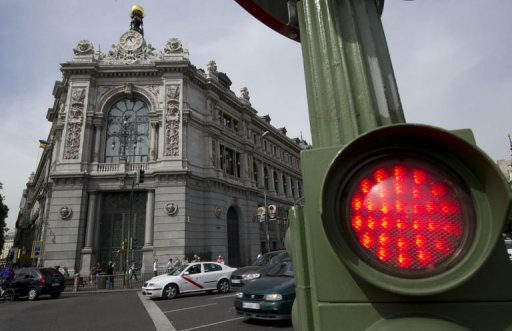 Bank of Spain Sees 0.4% Economic Slump