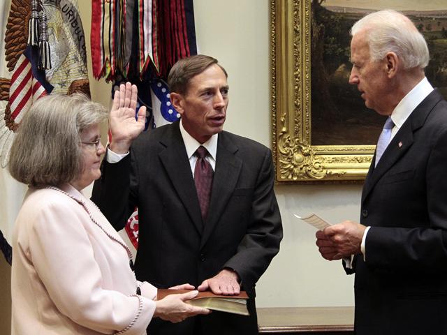 Petraeus on Benghazi: It Wasn't Me