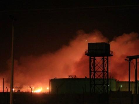 Sudan Blames Israel for Factory Explosion