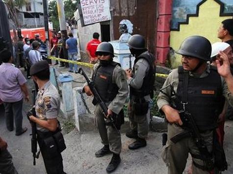 Indonesian Terrorists Arrested Planning Assault on US Embassy