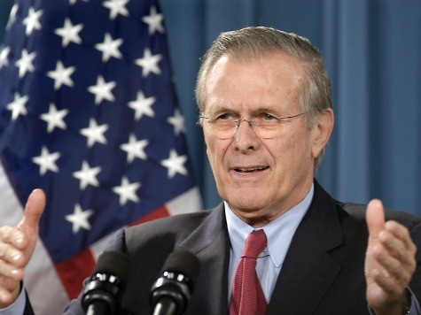 Exclusive: Rumsfeld Part II – on Watergate, Benghazi, and November's Election