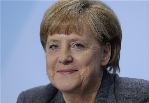 Merkel: Euro Debt Crisis Will Last at Least Five Years