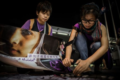 Taliban-Defying Teen Malala Grateful for Global Support