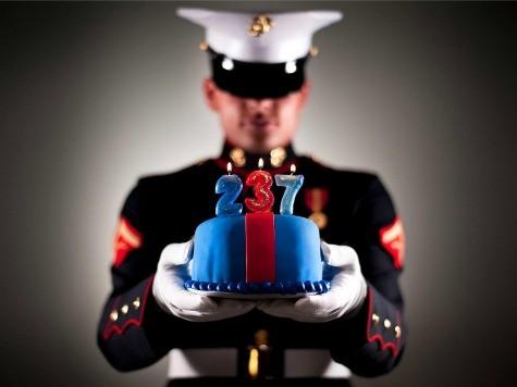 Happy Birthday! Marine Corps Turns 237
