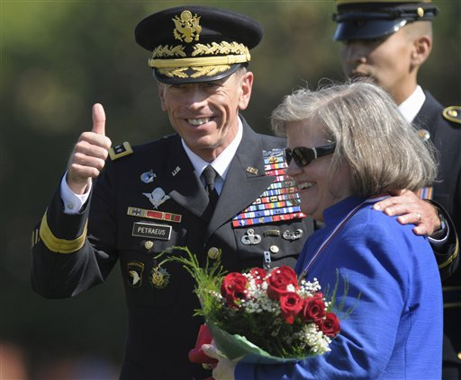 Petraeus: Did a Great Man Have to Fall?