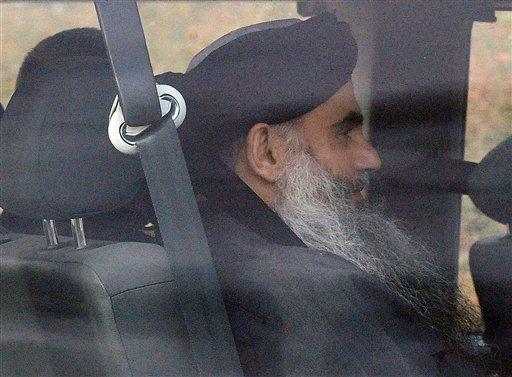 Radical Islamist Cleric Abu Qatada Released from Jail