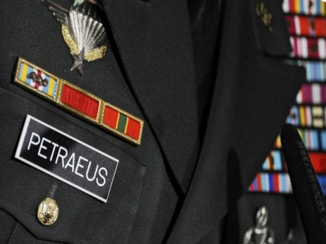 Now the CIA Investigates Petraeus?