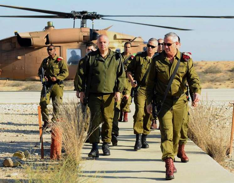 Israel: Gaza Operation Will Continue Despite Egyptian PM's Gaza Visit