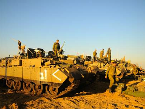 Israel Calls Up 30,000 Soldiers As Army Announces 'Expanding The Campaign'