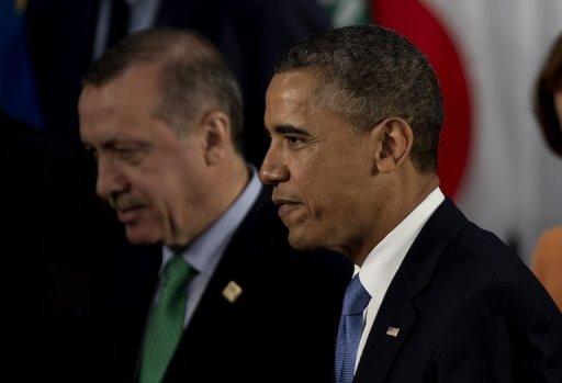 Obama Sides with Pro-Hamas Turkey on Gaza