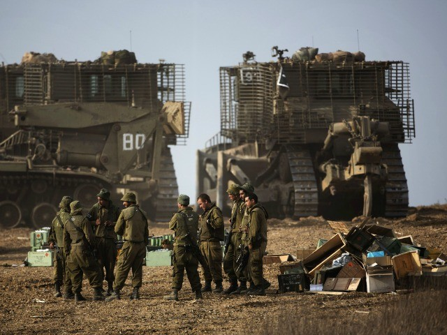 Israel Cabinet Approves Additional 75,000 Reservists
