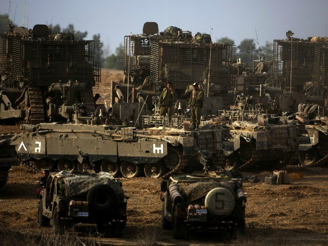 Israel Prepares for War