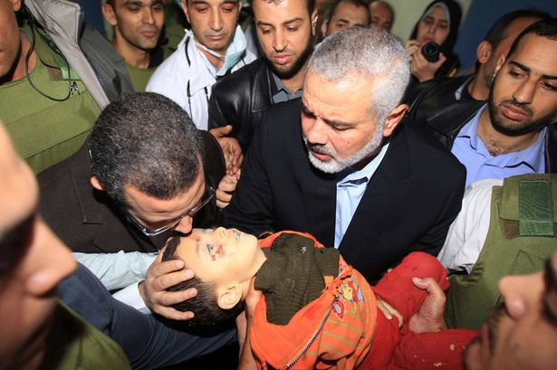 Bloggers Spot More Dead Child Fakery by Hamas; CNN Fooled