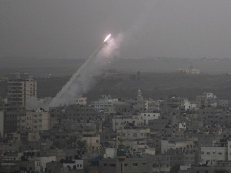 Hamas Fires Rockets Without Warheads to Increase Range