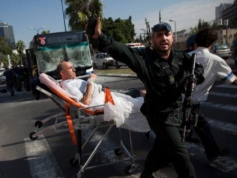 Breaking: Terror Attack Near Israel's Defense Center