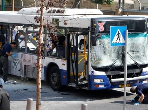 Israel Captures Tel Aviv Bus Bomber