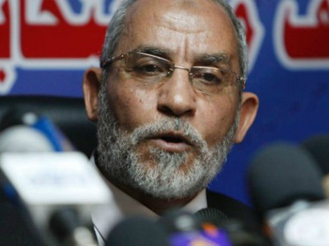 Egypt Brotherhood Leader Blasts Peace with Israel