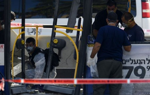 White House condemns terrorist bus bombing in Tel Aviv
