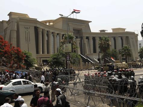 Report: Egypt Constitutional Court Seeks Morsi Impeachment
