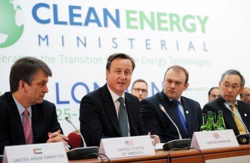 Britain delays emissions cut decision to 2016
